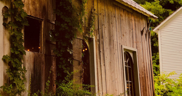 Clay's barn