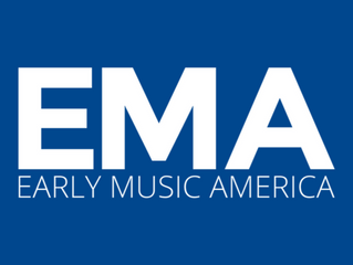 Early Music America: Period Instruments Alive and Well