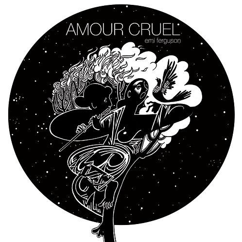 Pre-order AMOUR CRUEL full digital + physical album