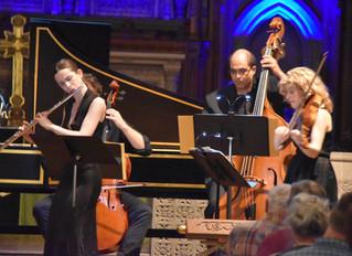 Maine Classical Beat: A REVELATORY BRANDENBURG 3