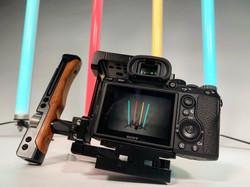Astera Pixel Tubes w/ Sony A7III