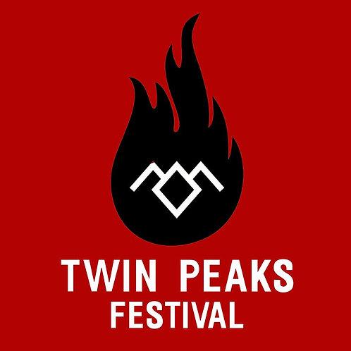 Twin Peaks Festival Ticket - No Bus Tour