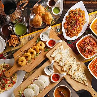 馬友友印度廚房
