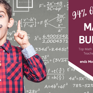 NUMBERS, COUNTING, AND MATH BUNDLE