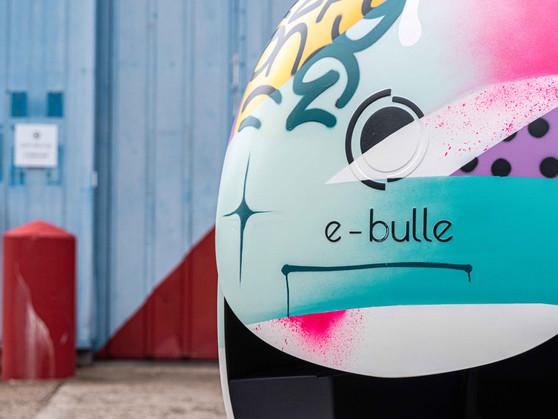 Leet design - e-bulle