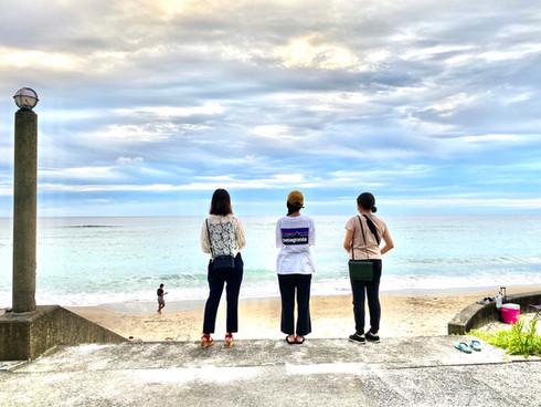 奄美大島梅雨明けました~('ω')ノ♡♡♡