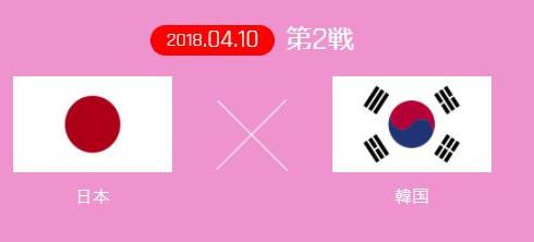 サッカーAFC女子アジアカップ2018 W杯最終予選「日本×韓国」4/10(火)よる10時30分~