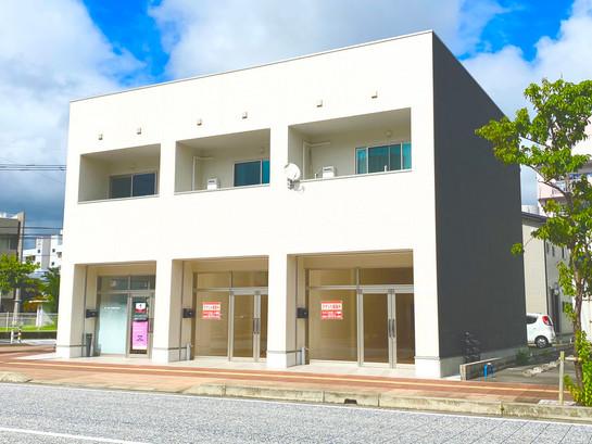奄美大島賃貸(^_-)-☆末広本通り♪新築テナント1階♪