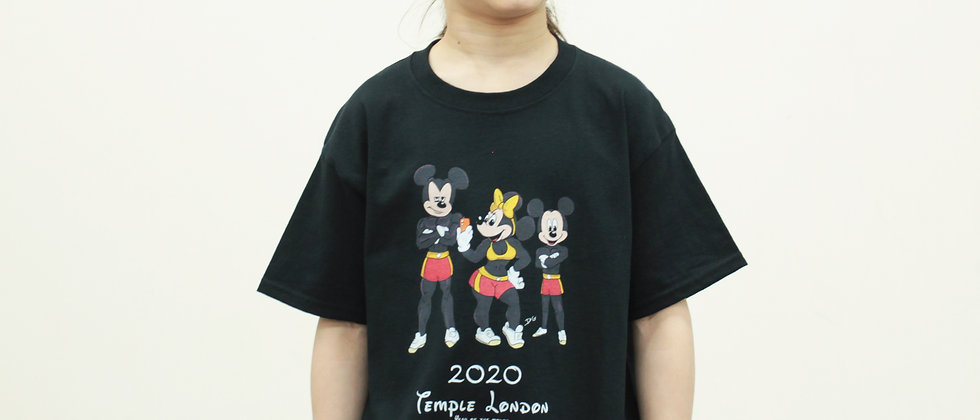 Year of the mouse T