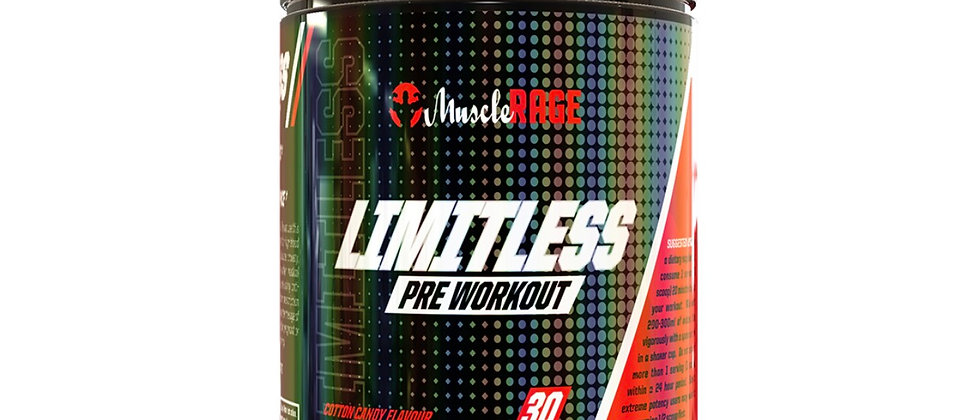 Limitless pre-workout