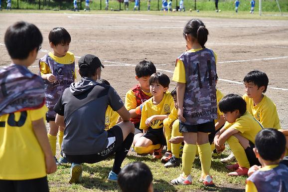 勝頼ふじみ野SC杯3年生大会