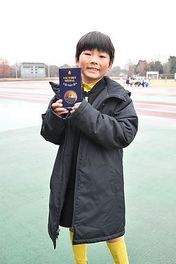 2020 JFAキッズ普及推進事業U-8 リーグ戦(in川越)