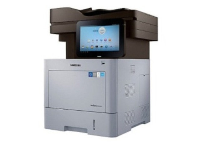 Refurbished - Samsung SL-M4580FX B/W Desktop Copy - Print - Fax - Scan (1)