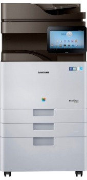 Refurbished - Samsung X4250LX  - Color Copier Print - Scan - 2 Drawers (1)
