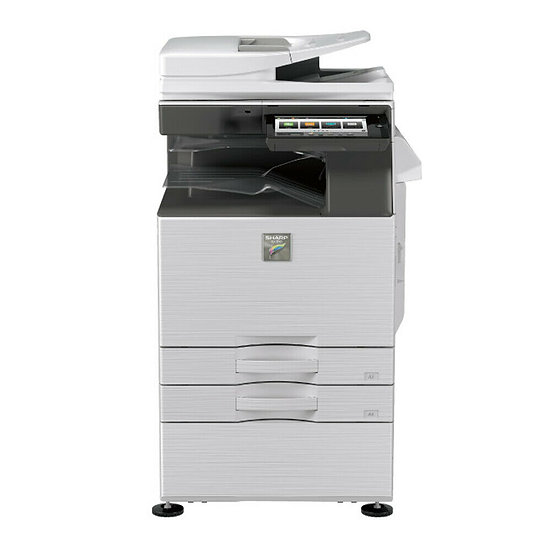 Refurbished - Sharp MX-3050 Commercial Color Copy - Print - Scan (1)