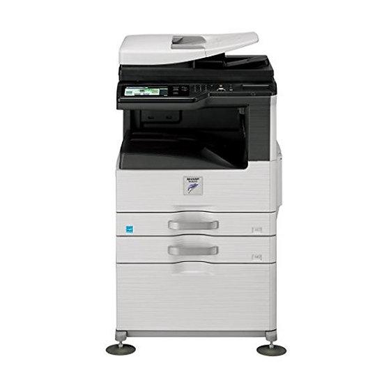 Refurbished - Sharp MX-M 354 Black / White  Copier - Fax - Printer - Scanner (1)