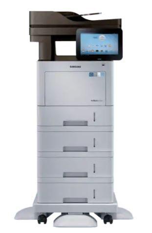 Refurbished - Samsung SL-M4580FX All-In-One Copy - Print - Fax - Scan (2)