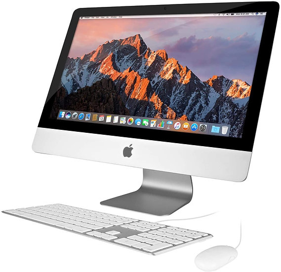 "Refurbished - 21.5"" iMac - Late-2012 - Intel Core i5 1 TB Hard Drive (1)"