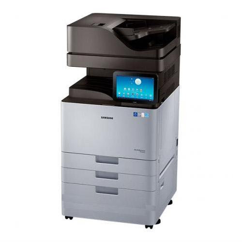 Refurbished - Samsung-X7400LX Color Copier Print - Scan - 2-Drawers - Staple (1)