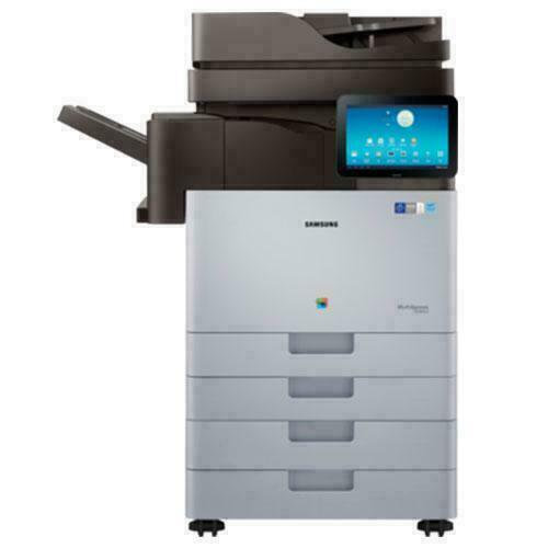 Refurbished - Samsung MultiXpress X4250 Color  Copy - Print - Scan - Staple (1)