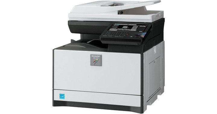 Refurbished - Sharp MX-C 301W Color Copier Print/Fax/Scan - 1 Drawer (1)