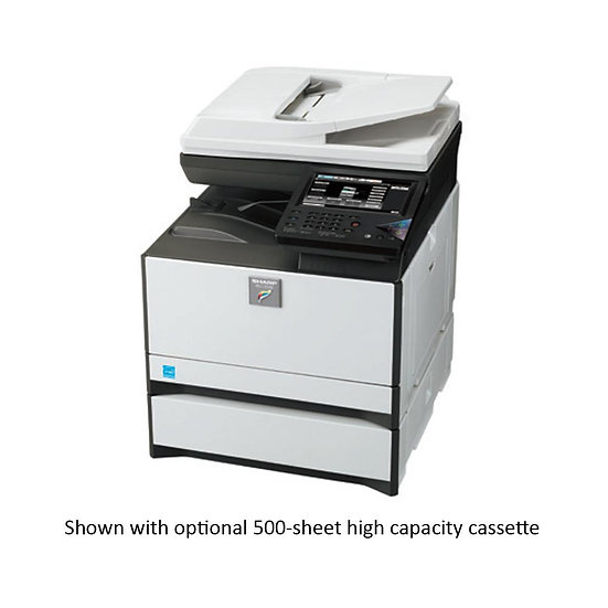 Refurbished - Sharp MX-C 301W Color Copier Copy - Print - Fax - Scan - Stand (1)