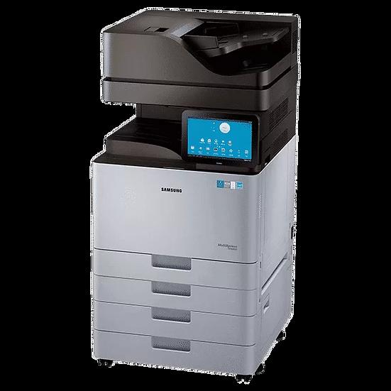 Refurbished - Samsung-X7400LX Color Copier Print - Scan - 4-Paper Drawers (0)