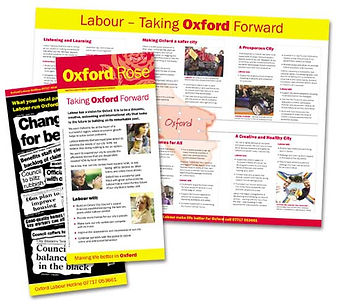 Newsletters for Labour