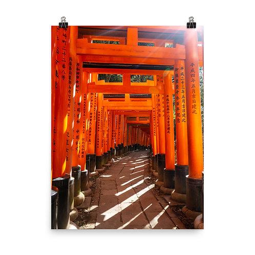 Kyoto, Japan [Poster]