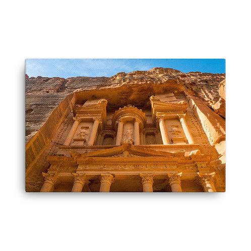 Petra [Canvas Print]