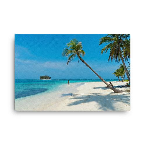 Caribbean Paradise [Canvas Print]