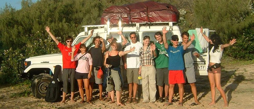 Karl Watson Fraser Island