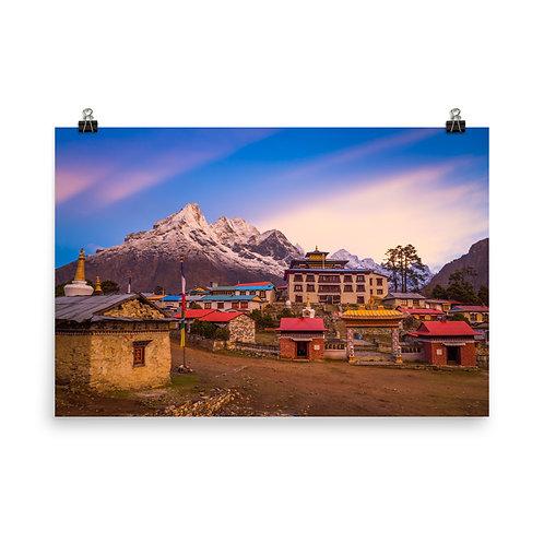 Tengboche, Nepal [Poster]