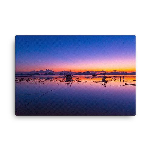 Philippines Sunset [Canvas Print]