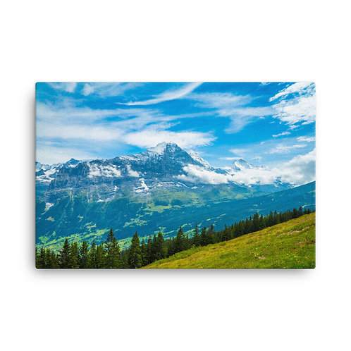 Grindelwald, Switzerland [Canvas Print]