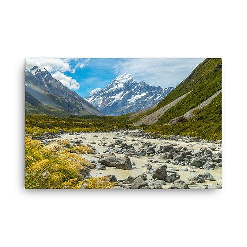 Mt Cook [Canvas Print]