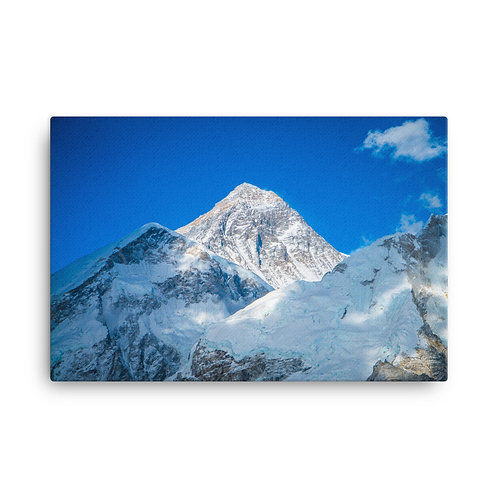 Everest [Canvas Print]