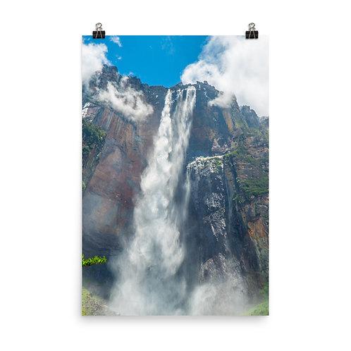 Angel Falls [Poster}