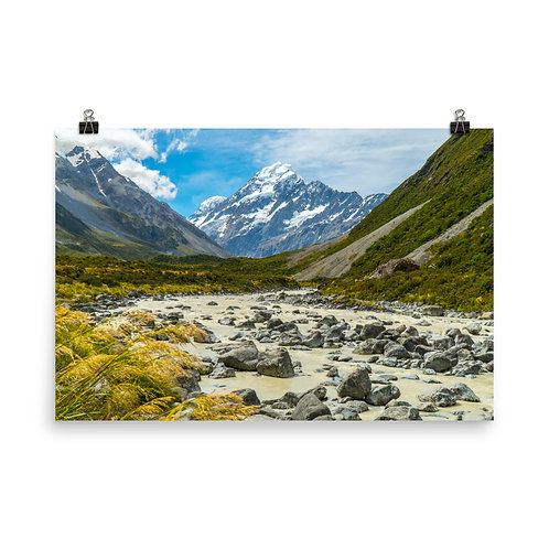 Mt Cook [Poster]