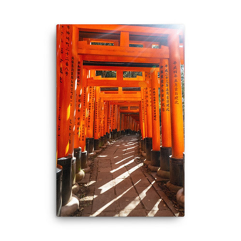 Kyoto, Japan [Canvas Print]