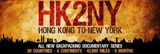 HK2NY: Hong Kong To New York