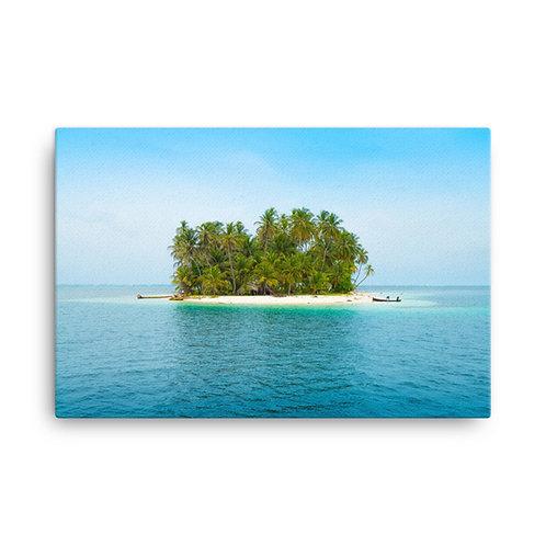 Caribbean Island [Canvas Print]