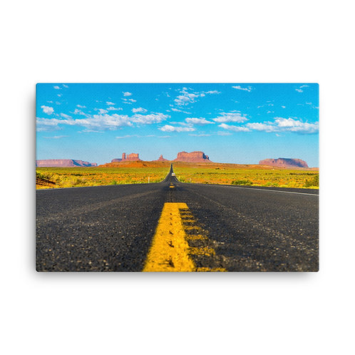 Monument Valley [Canvas Print]