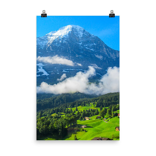 The Eiger [Poster]