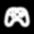 Joystick como ícono de representación del área Videojuegos
