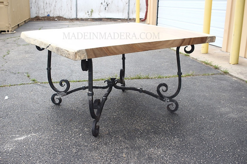 Forged-iron Table Bases, wrought iron  table base, Dining  table base