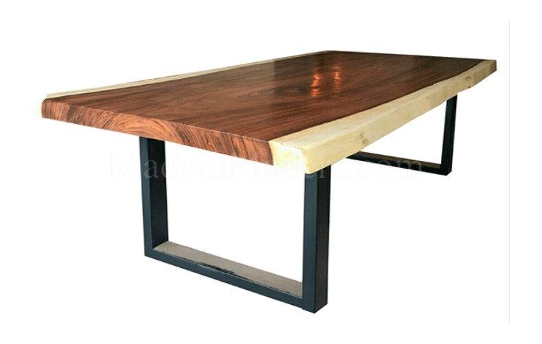 Live edge Wood slabs Dining Table, Epoxy Table top, Custom kitchen island, Live