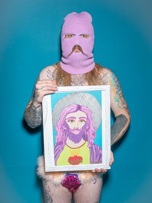 Jesus was a drag queen