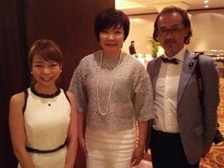 安倍首相夫人昭恵さんの訪問