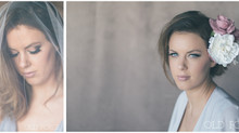 Styled shoot; experimenting with bridal portraiture.